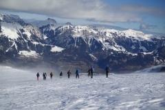 Schneeschuhtour aufs Niderhore